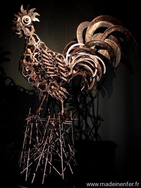 pascal-frieh-sculpture-metal-coq-mecanique-5